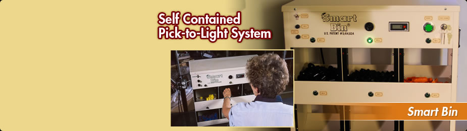 Automated Pick-to-Light Solutions